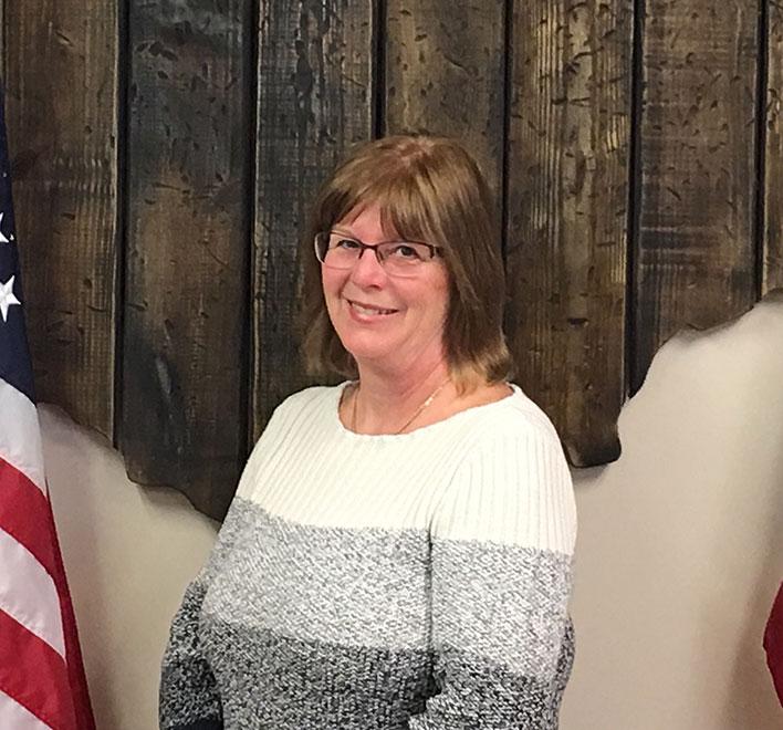 Diane Lokai, Clark SWCD Administrative Assistant